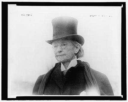 mary edwards walker, portrait