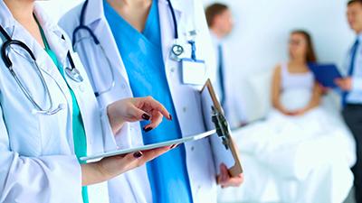 nurse leaders strategizing