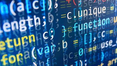 image of data formulas