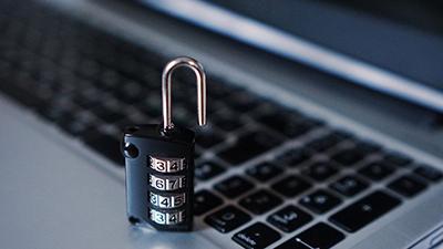 padlock on mac keyboard