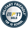2017 Top 10 Military Friendly School