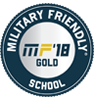 2018 Gold Military Friendly School