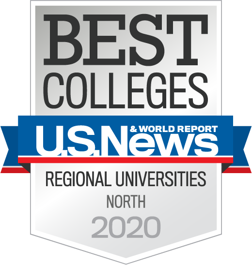 logo, us news best colleges regional