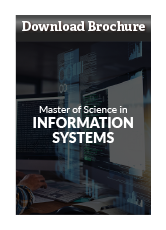 Download Master of Science in Information Systems Brochure