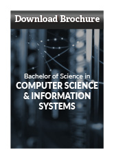 Download Computer Science Program Brochure