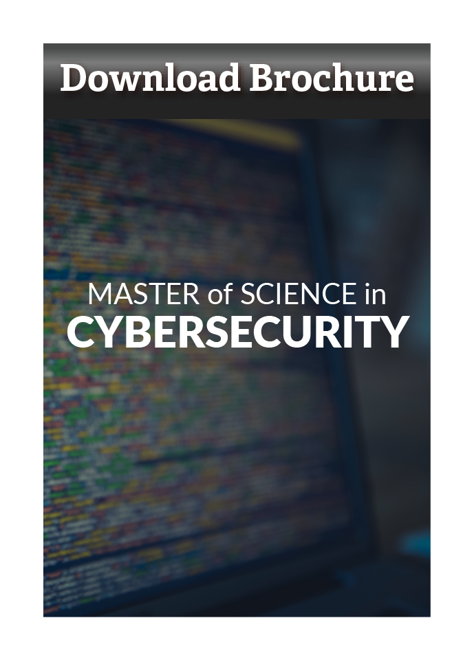 Download Master of Science in Information Security and Assurance Brochure