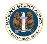 logo, national security agency