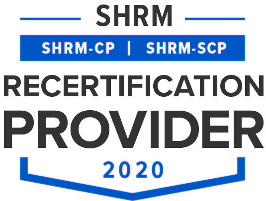 SHRM-CP recertification provider