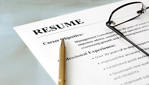 resoureces for building your resume and cover letters