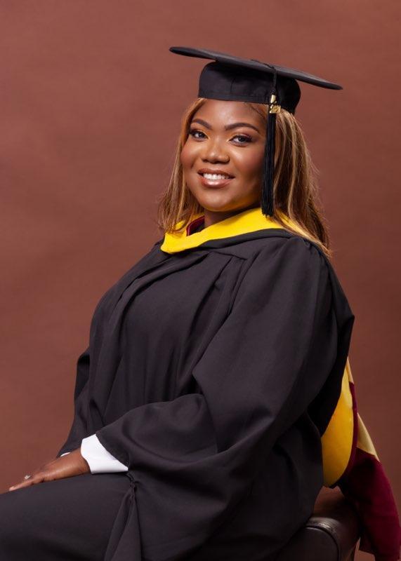Deborah Yemisi Ayodele headshot