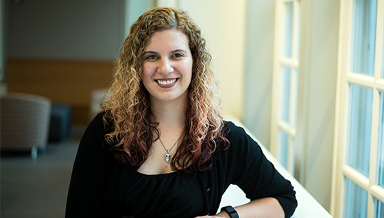 meghan rioux, master of science in information security and assurance 2016