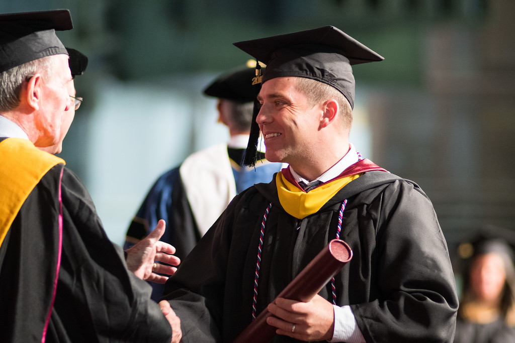 Ryan Paul graduation