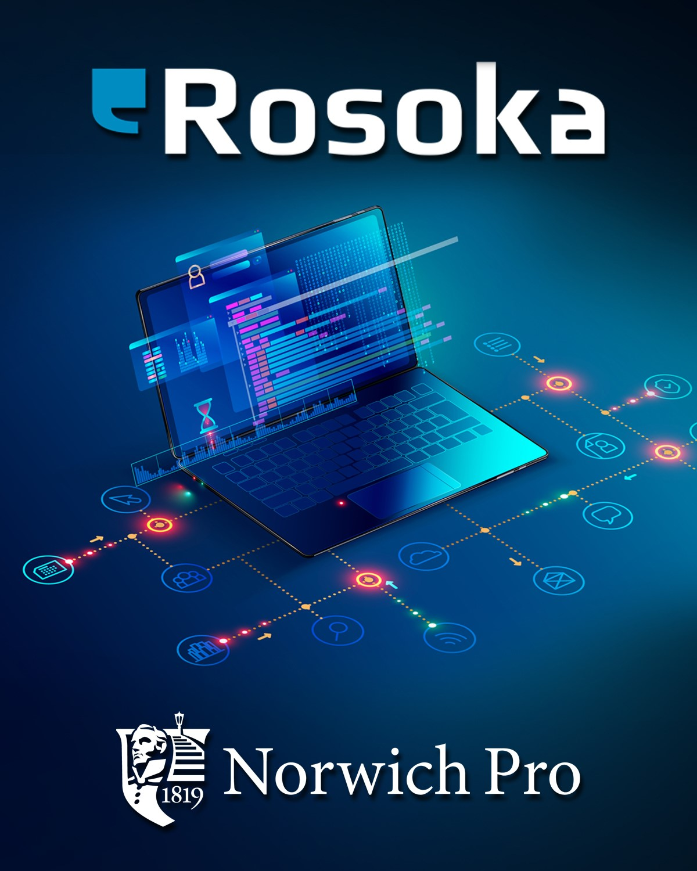Norwich Pro Rosoka Graphic
