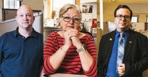 three norwich faculty
