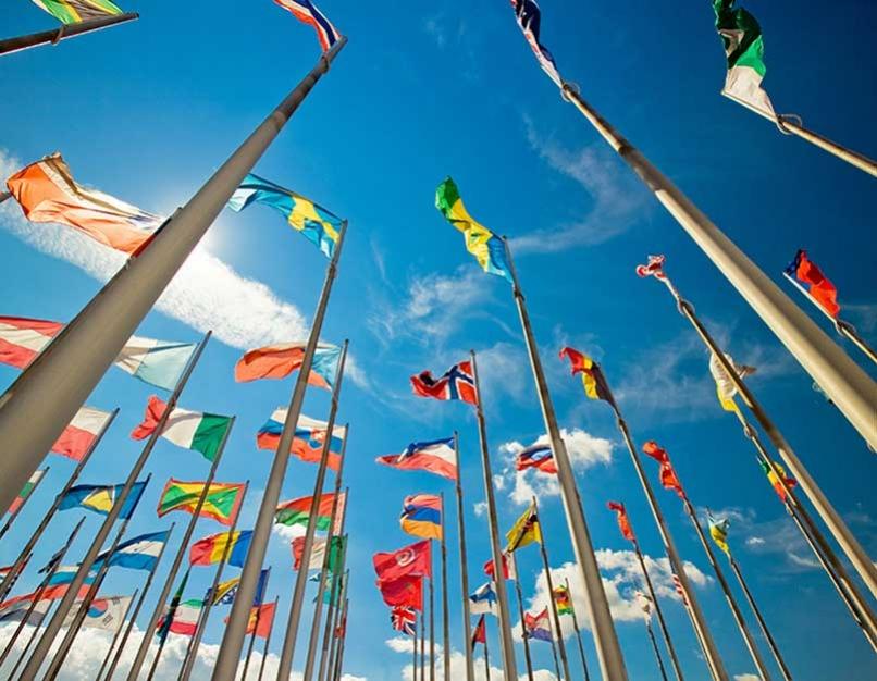4 Trends Involving International Security Norwich University Online