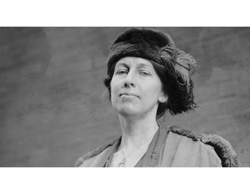 Nora Stanton Barney