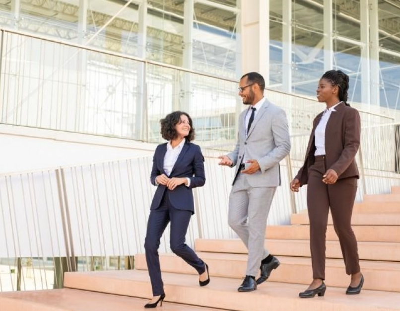 MBA graduates often choose career tracks that involve managing project teams.